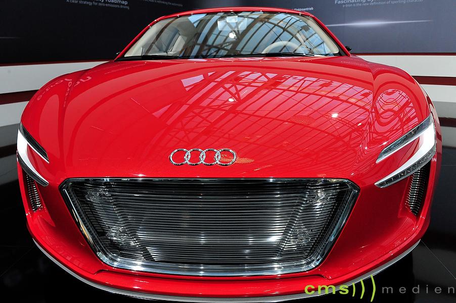 Audi hat 2018 weltweit rund 1.812.500 Automobile übergeben
