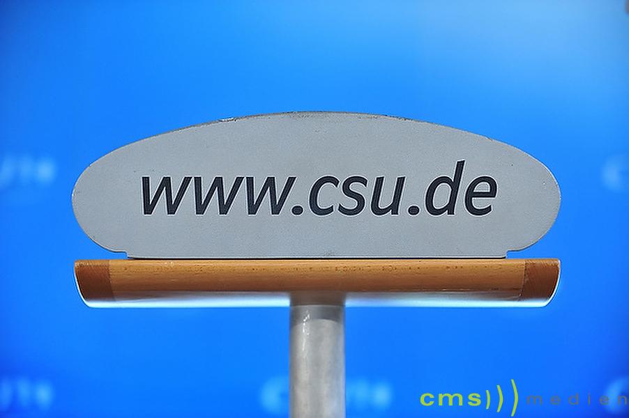 CSU: Freiwillige App beste Möglichkeit