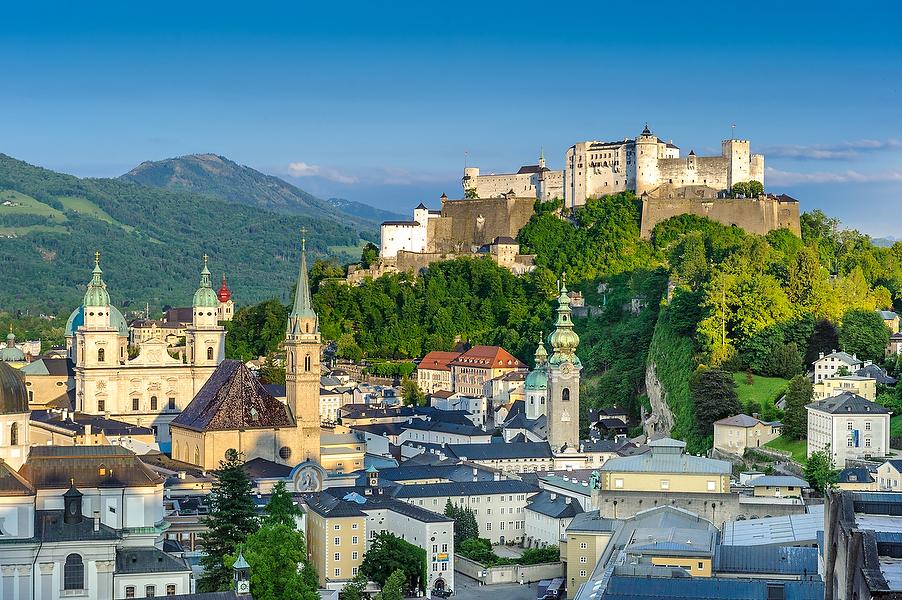 Salzburg: Mit frischem Schwung in den Frühling 2019