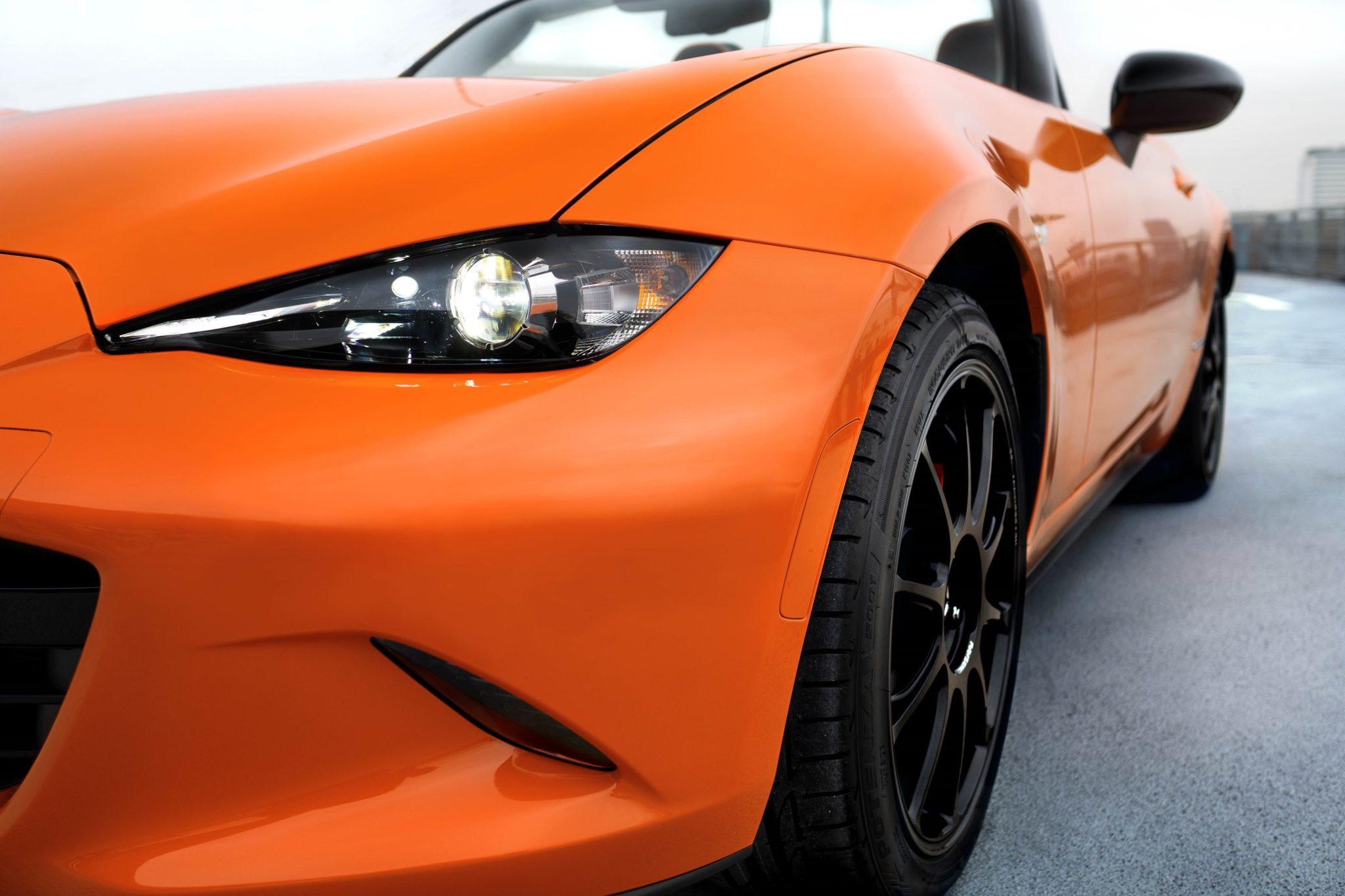 Verkauf für Mazda MX-5 30th Anniversary startet am 2. April