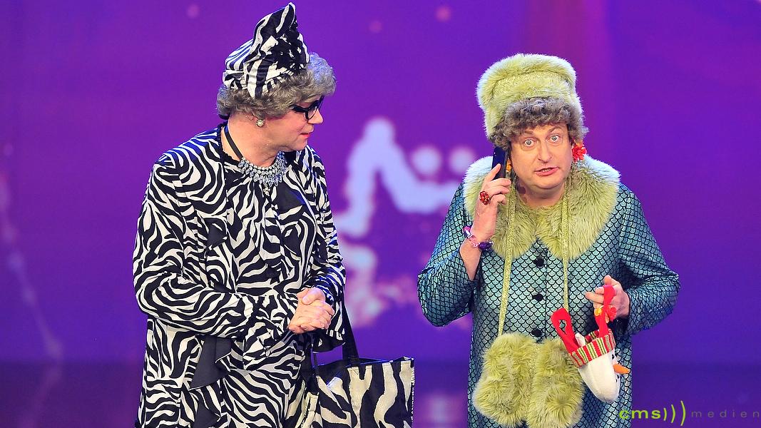 Heißmann und Rassau im Comedy-Doppelpack