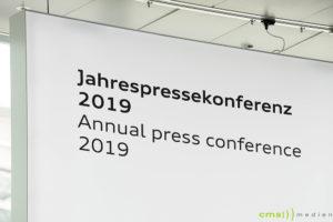 AUDI AG - Jahrespressekonferenz Ingolstadt 14.3.19