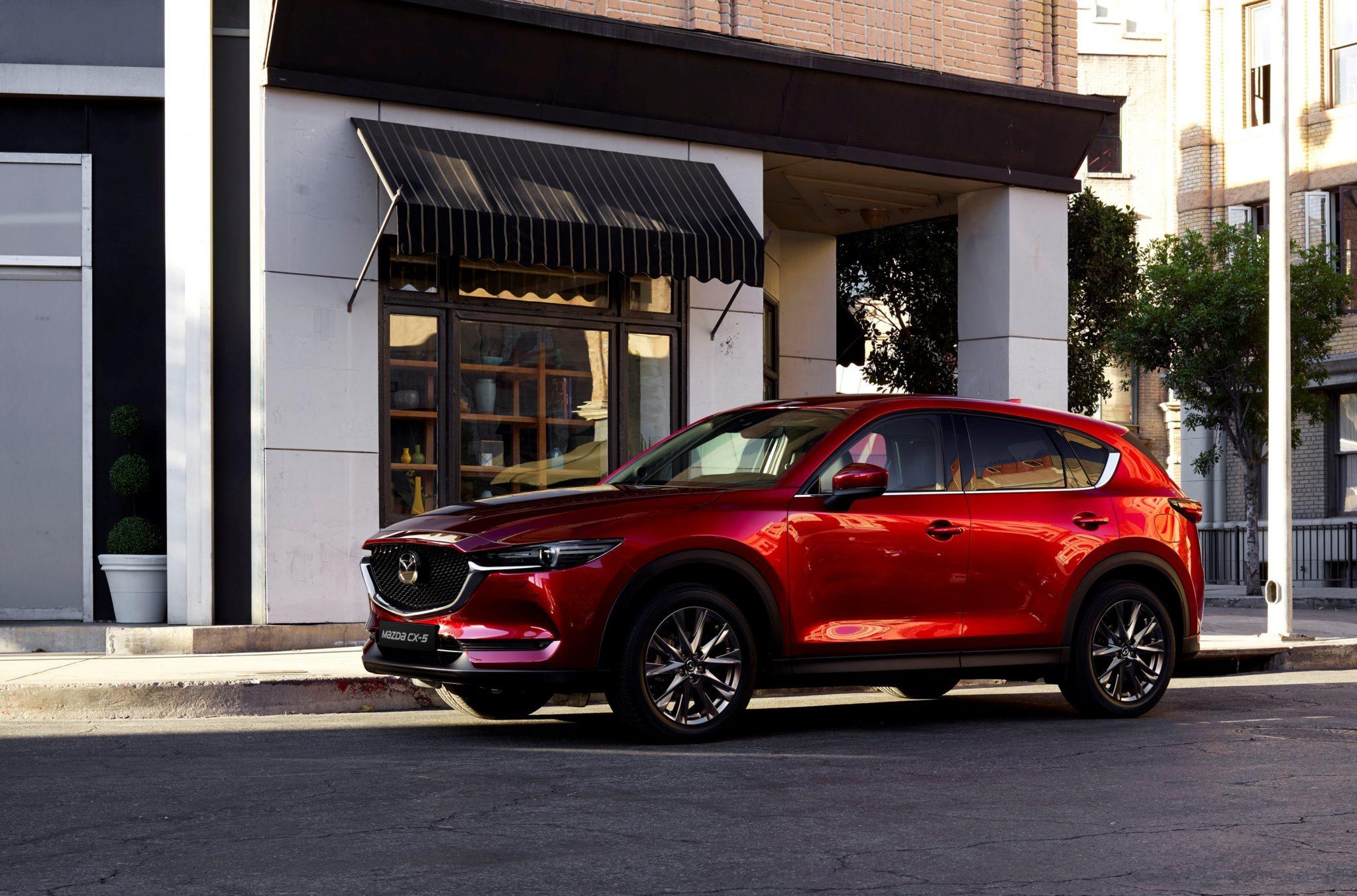 Mazda startet den Verkauf von Dieselfahrzeugen in Nordamerika