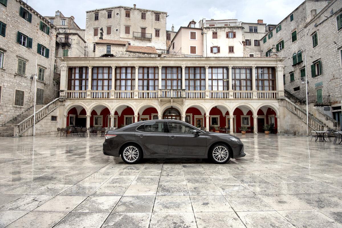 Toyota: Der neue Camry Hybrid