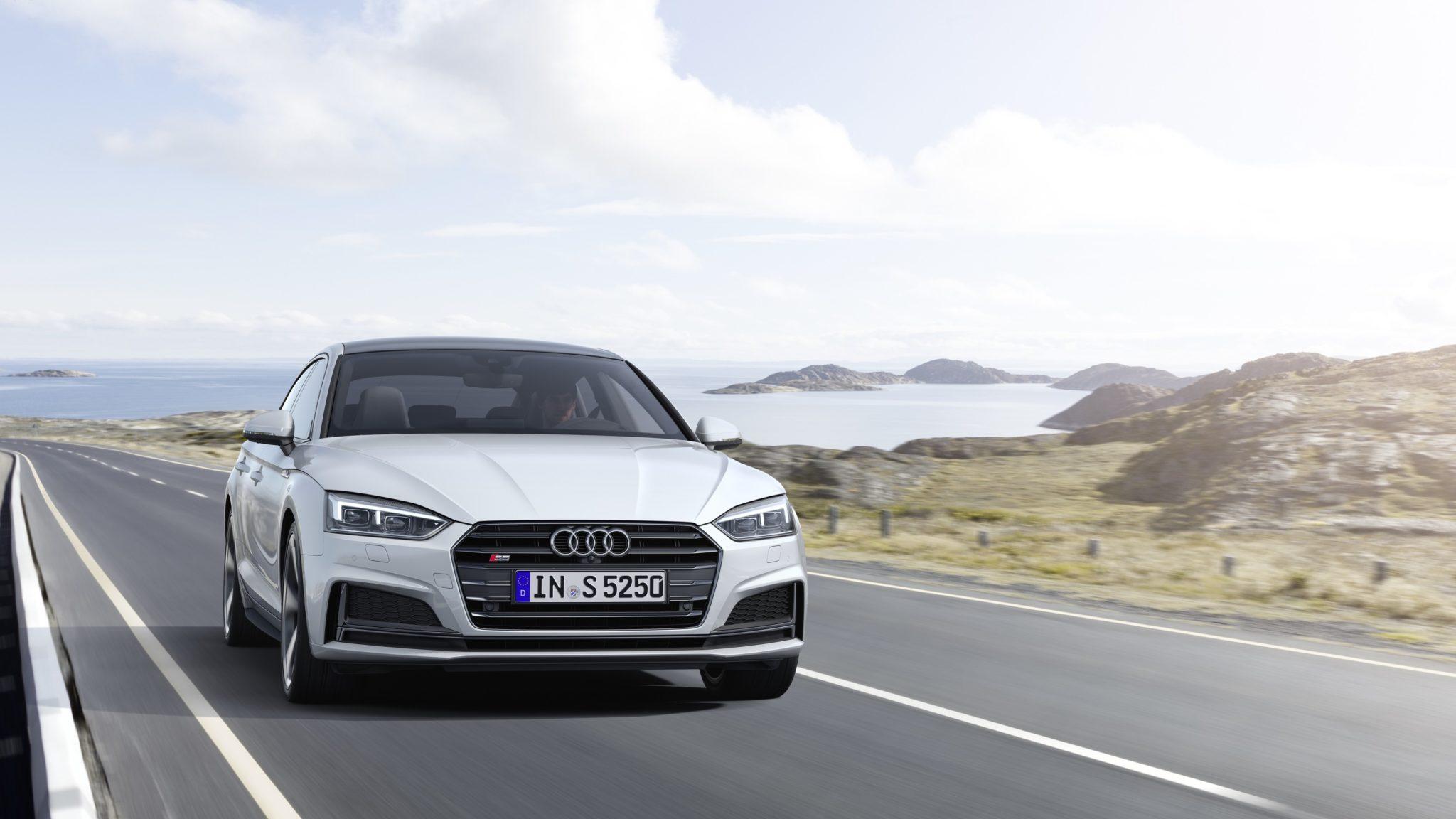 Die Audi S5-Modelle jetzt mit TDI-Motor