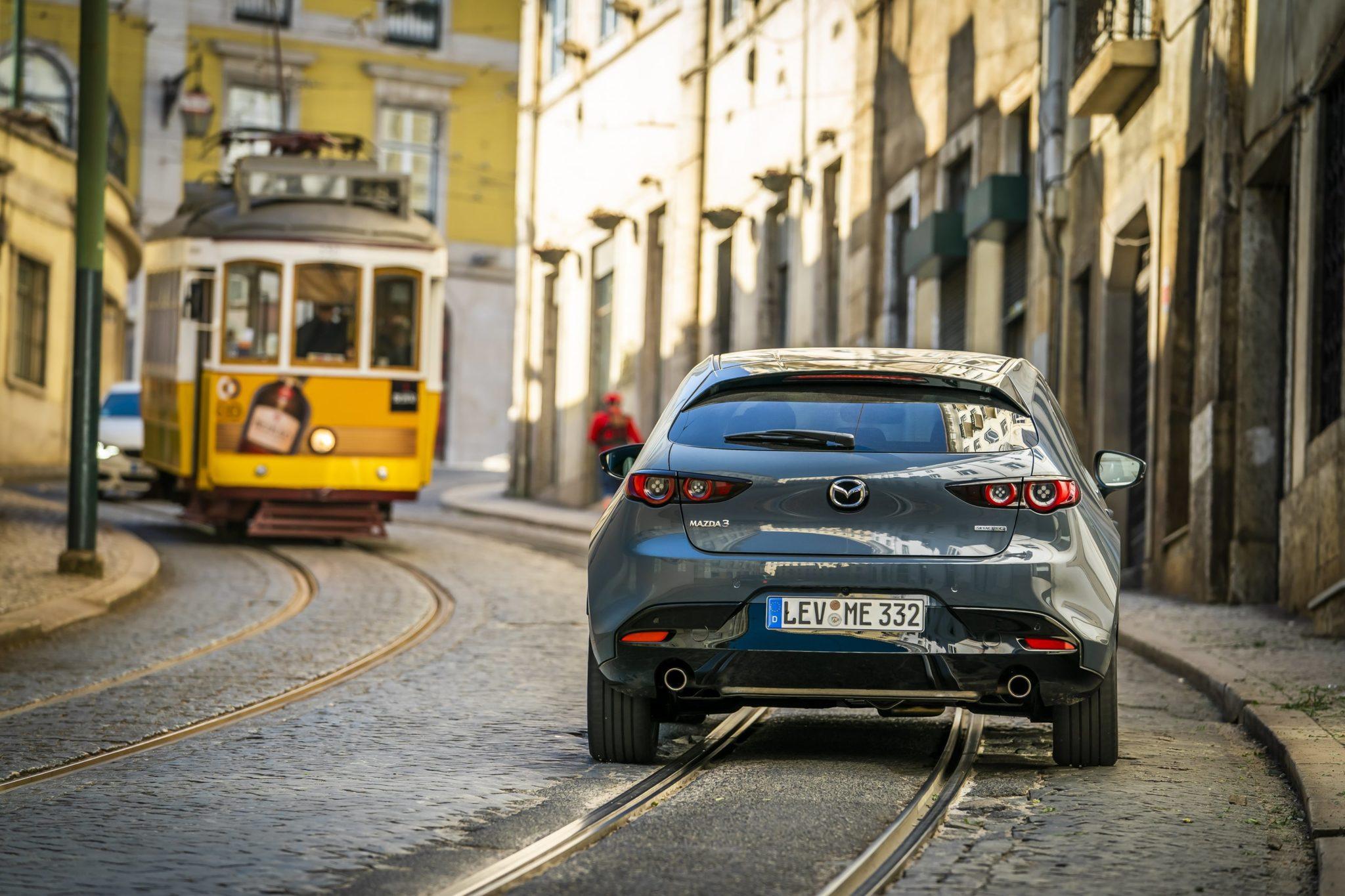 Mazda erreicht 2,1 Prozent Marktanteil