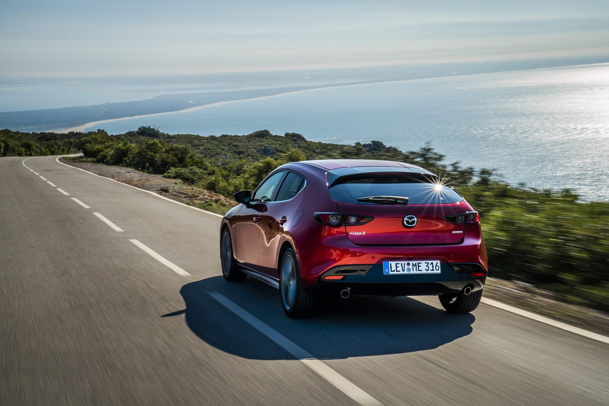 Mazda mit bestem April seit 15 Jahren