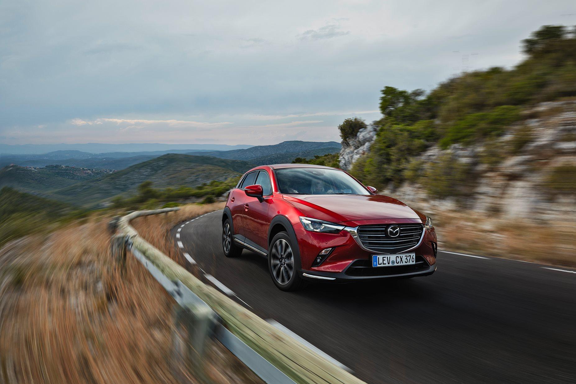 Halbjahresbilanz: Mazda wächst auf stagnierendem Gesamtmarkt