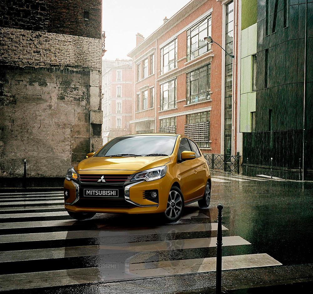 54.033 Neuzulassungen für Mitsubishi Motors in Deutschland