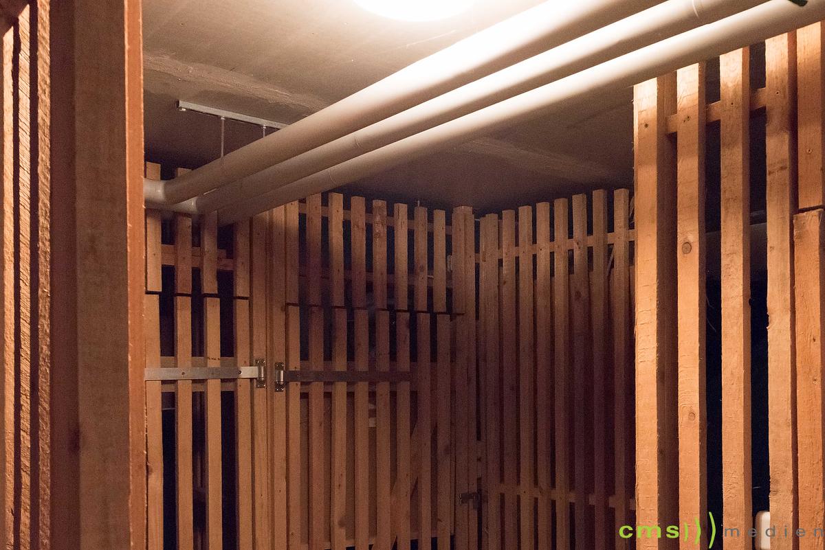 Nürnberg: Kellerabteile aufgebrochen
