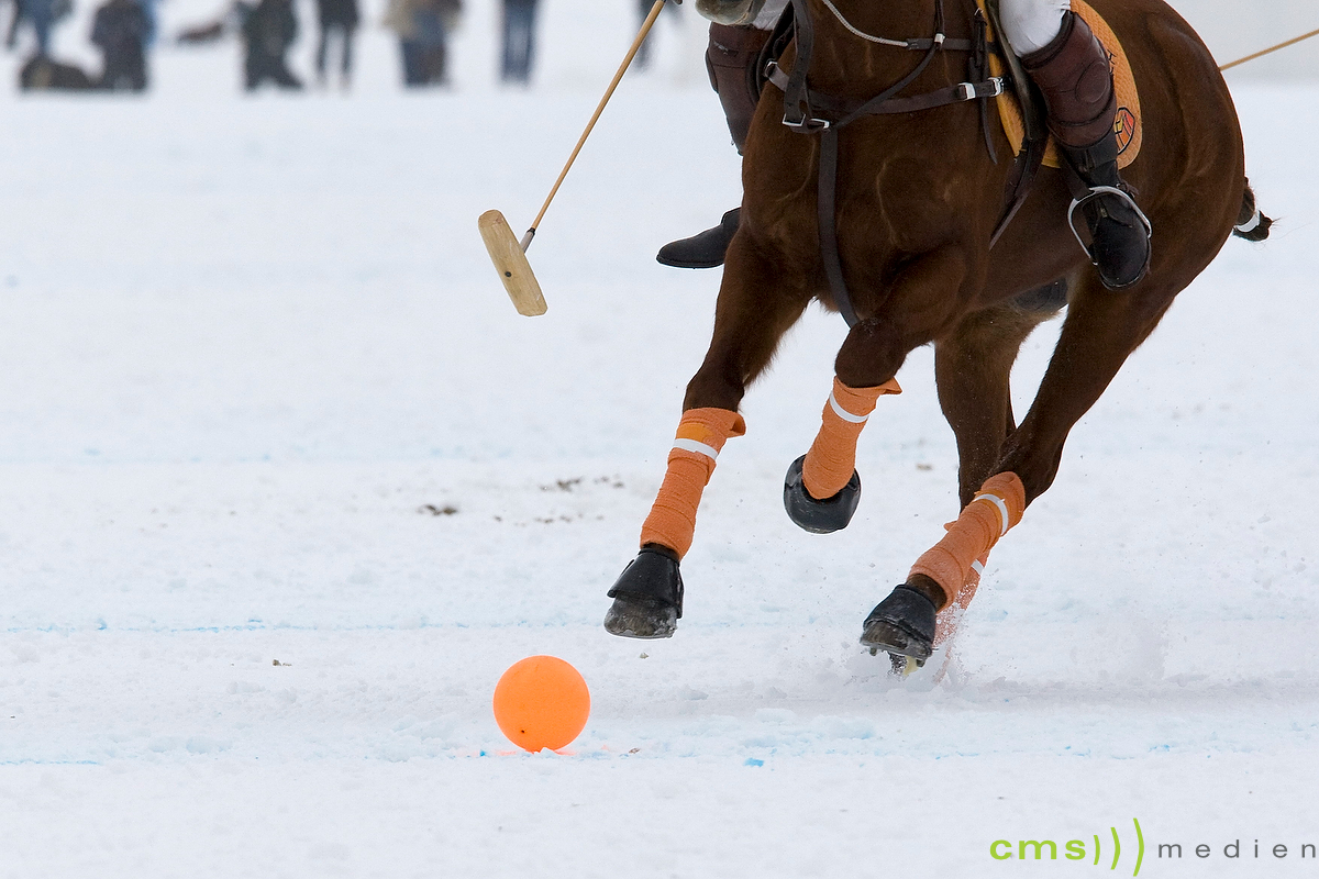 18. Bendura Bank Snow Polo World Cup in Kitzbühel