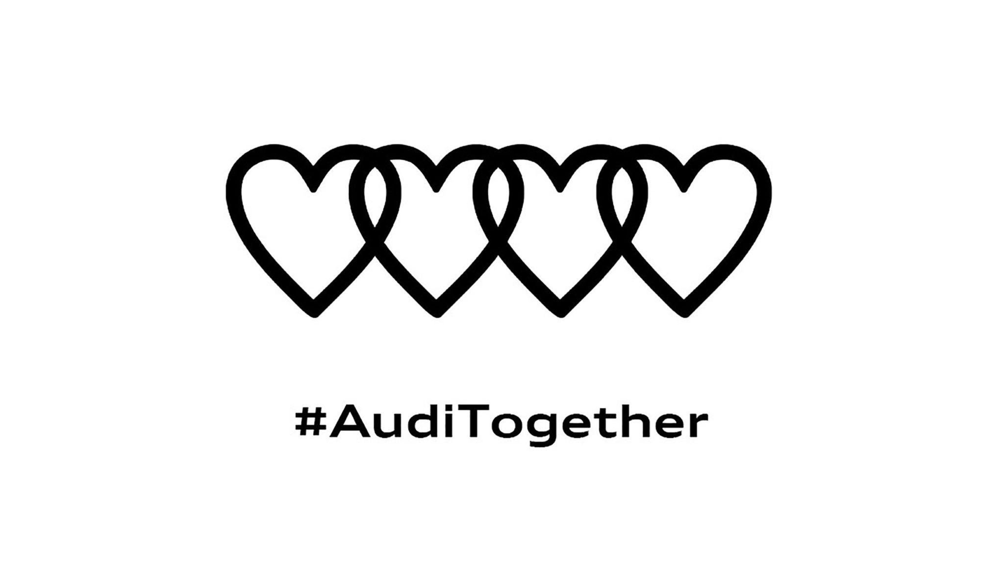 Audi stellt in Corona-Krise fünf Mio. Euro bereit