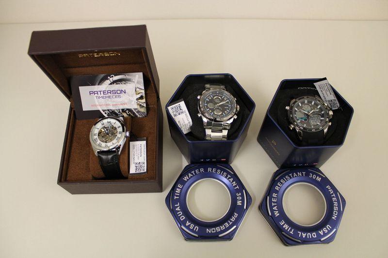 Lichtenfels: Gefälschte Uhren verkauft