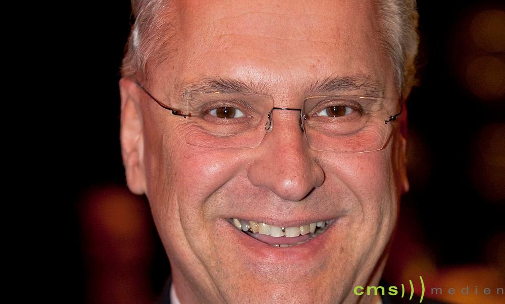 Appell des Innenministers Joachim Herrmann