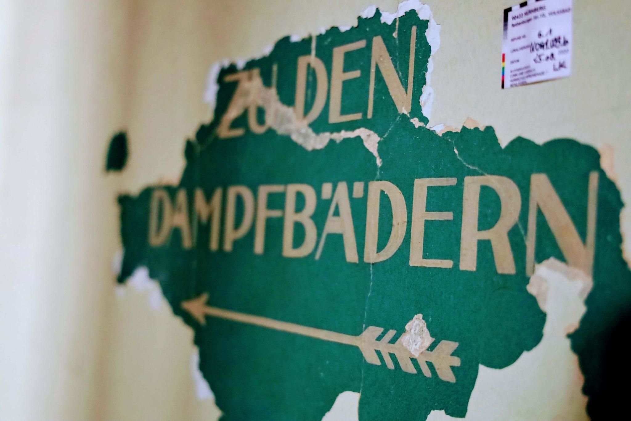 Nürnberg: Volksbad Bauarbeiten beginnen im Herbst