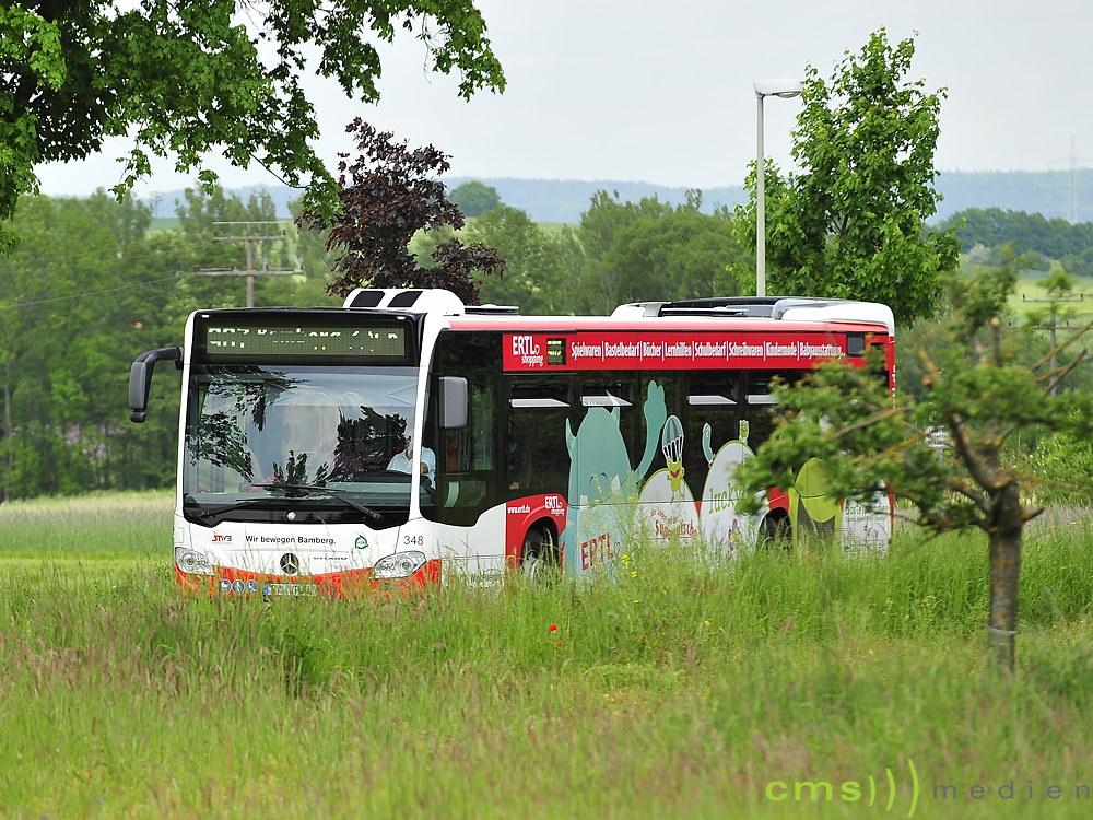 Auseinandersetzung im Linienbus