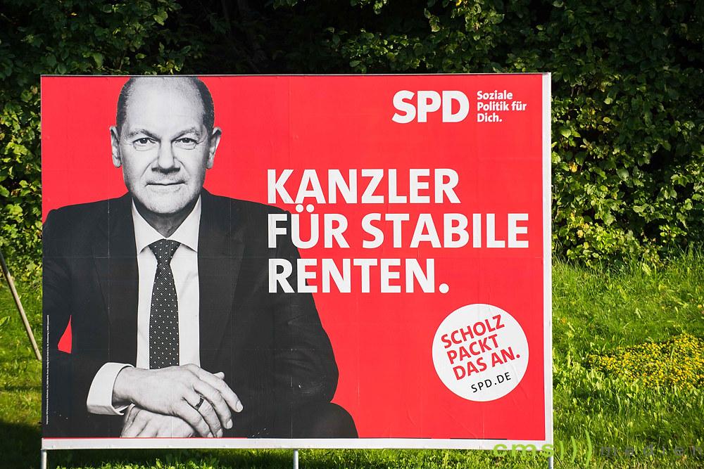 SPD knackt Drei-Millionen-Türen-Marke